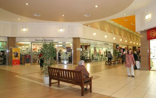 Lisburn Mall Food Court